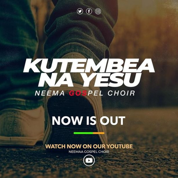 DOWNLOAD Neema Gospel Choir , AIC Chang'ombe – Kutembea na Yesu MP3