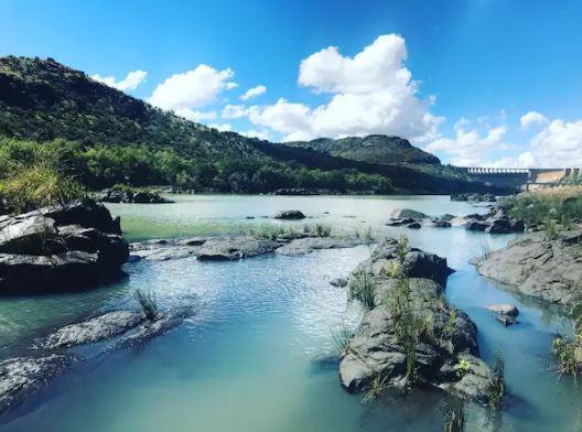 Top 10 biggest dam in South Africa