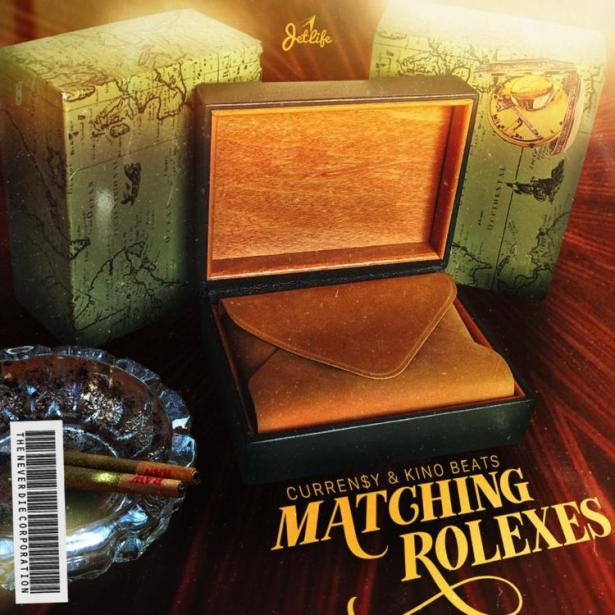 DOWNLOAD Curren$y – Matching Rolexes Album mp3