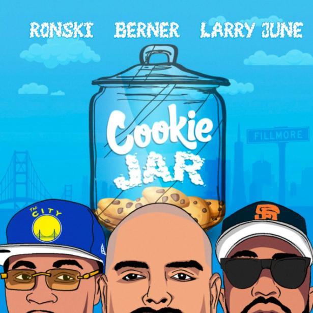 DOWNLOAD Ronski Feat. Larry June & Berner – Cookie Jar MP3