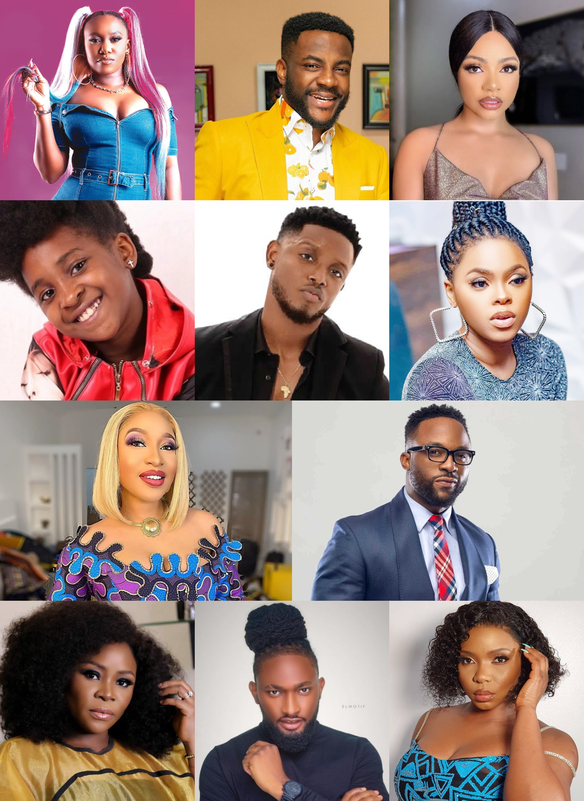 11 Nigerian celebrities who hit limelight through reality shows