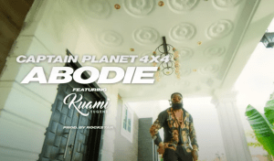 DOWNLOAD Captain Planet (4×4) – Abodie Ft. Kuami Eugene MP3