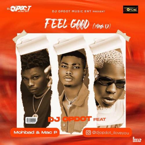DOWNLOAD DJ OP Dot Ft. Mohbad & Mac P – Feel Good MP3