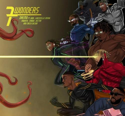 DOWNLOAD Dremo – Wonder Ft. Vector & Patoranking MP3