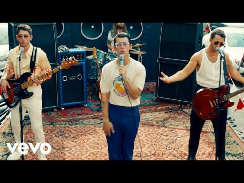DOWNLOAD Jonas Brothers – Who's In Your Head MP3