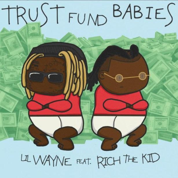 DOWNLOAD Lil Wayne & Rich The Kid – Headlock MP3