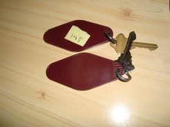 Keys to Lake Murray Lodge rooms