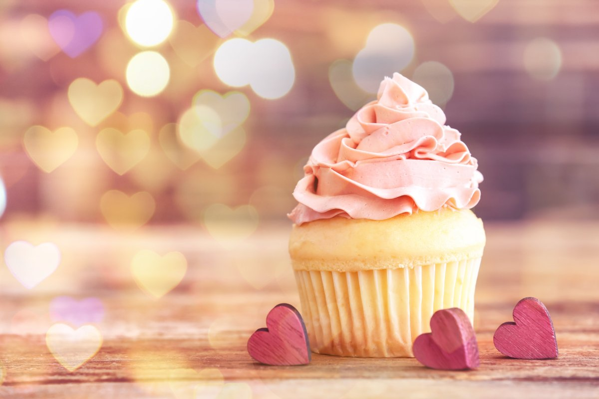 Self-love is not about eating cupcakes.