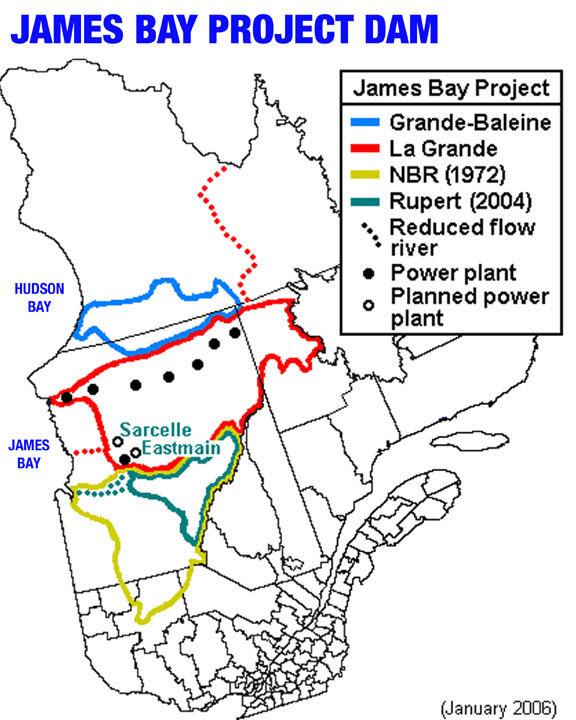 James-Bay-Project
