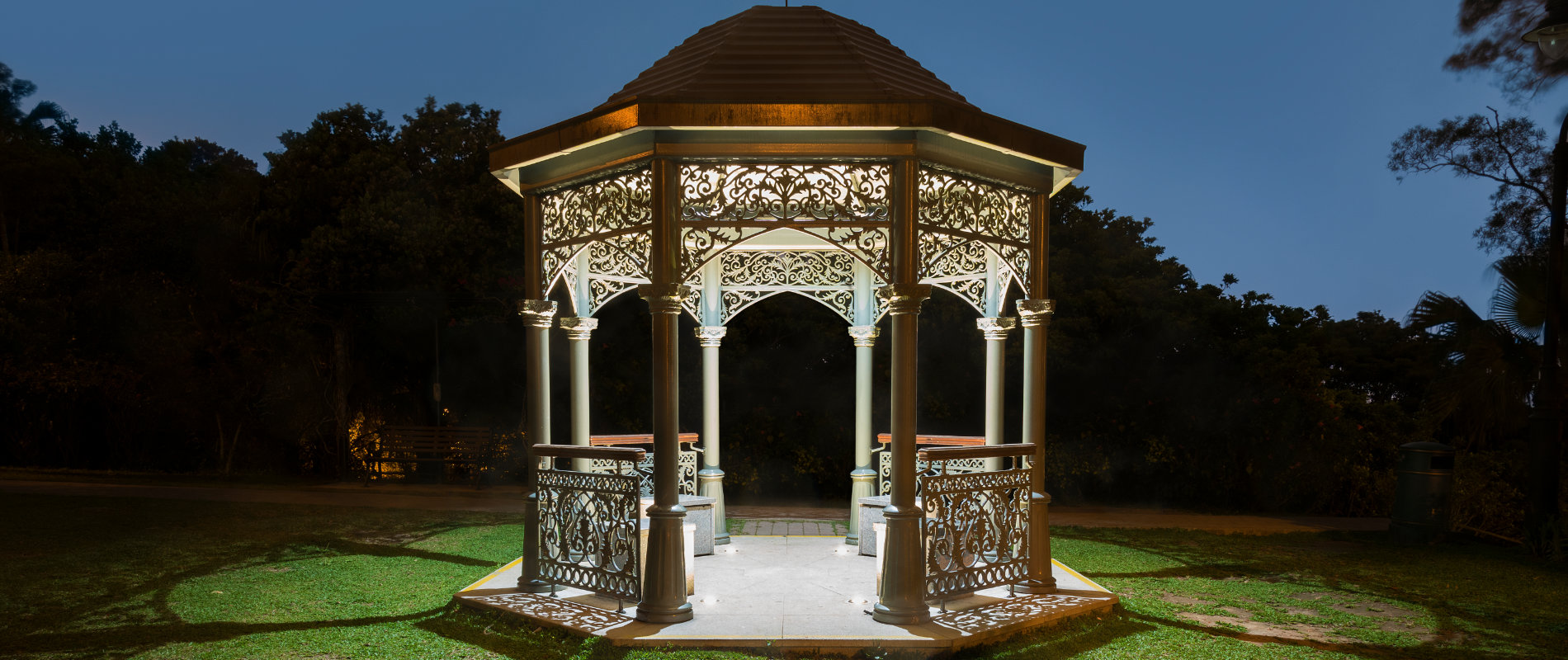 illuminating Features & Structures