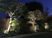 Milliners Way St Micheals Mead Bishops Stortford illuminating gardens garden lighting - illuminating Gardens, Garden Lighting Installation Gallery