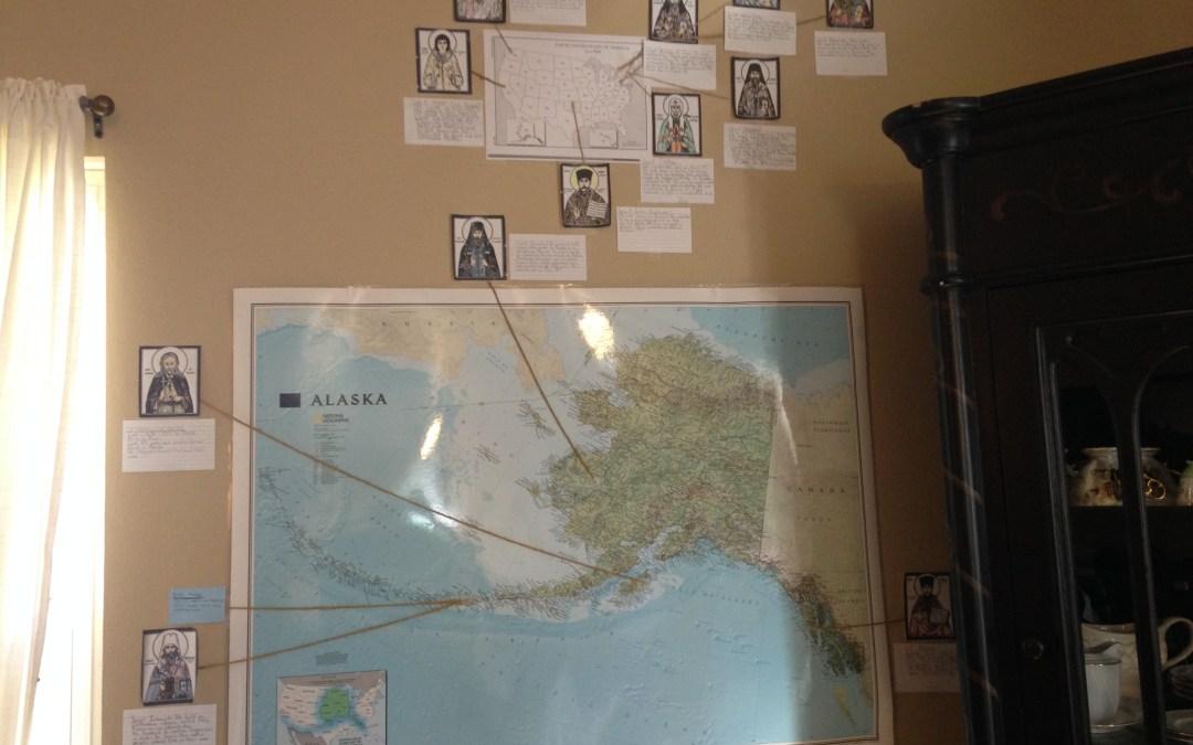 A Study of North American Saints