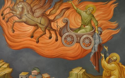 Week 8: Icons in Our Narthex – Prophet Elijah