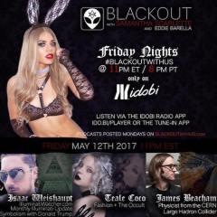 Isaac Weishaupt on BLACKOUT Radio: Trump, Meme Magick, & the Illuminati Update