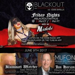 Fidget Spinners and The Star Wars Conspiracy: Isaac Weishaupt on BLACKOUT Radio