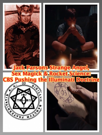 Aleister crowley sex magick are