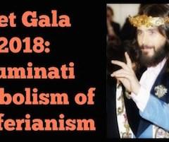 Met Gala 2018: Illuminati Symbolism of Luciferianism