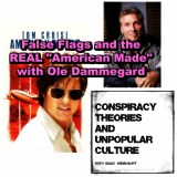 """False Flags and the REAL """"American Made"""" with Ole Dammegard on the CTAUC Podcast!"""