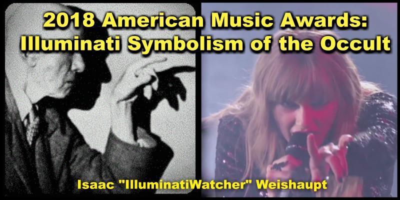 2018 American Music Awards Illuminati Symbolism Of The Occult