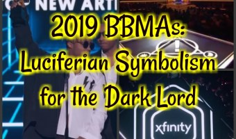 2019 BBMAs: Luciferian Symbolism for the Dark Lord