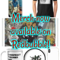 """Merchandise Now Available! Isaac Weishaupt """"Official"""" Merch on Redbubble!"""