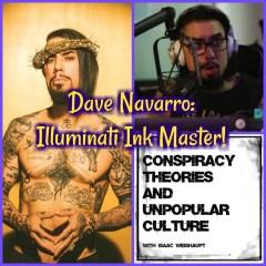 Dave Navarro: Illuminati Ink Master!