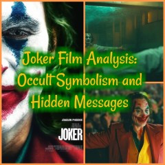 Joker Film Analysis: Occult Symbolism and Hidden Messages