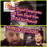 Kobe Bryant: Occult Symbolism with Sam Tripoli! PATREON ONLY EXCLUSIVE!
