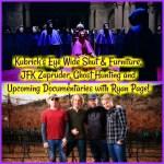 Kubrick's Eye Wide Shut & Furniture, JFK Zapruder, Ghost Hunting and Upcoming Documentaries with Ryan Page!