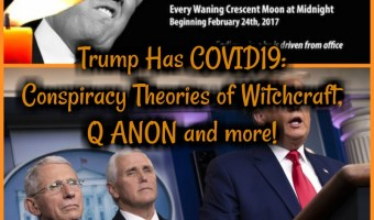 Trump Has COVID: Conspiracy Theories of Witchcraft, Q, and More!