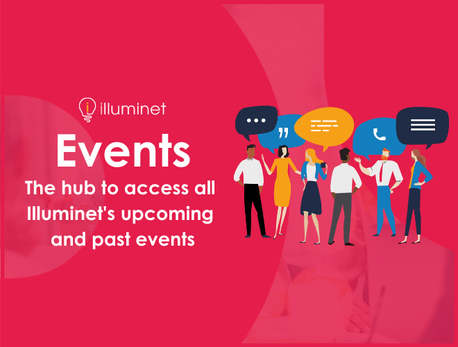 Introducing the Illuminet Events page!