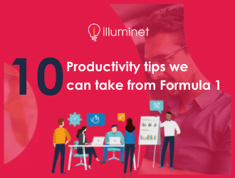 10 Productivity Tips we can take from Formula 1