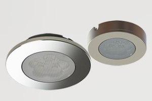 ID-LED med og uten ring