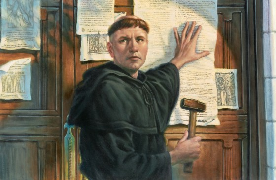 The 95 theses by Greg Copepland.