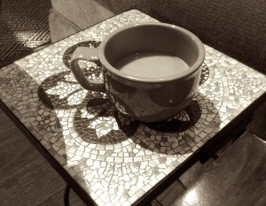 coffee sepia