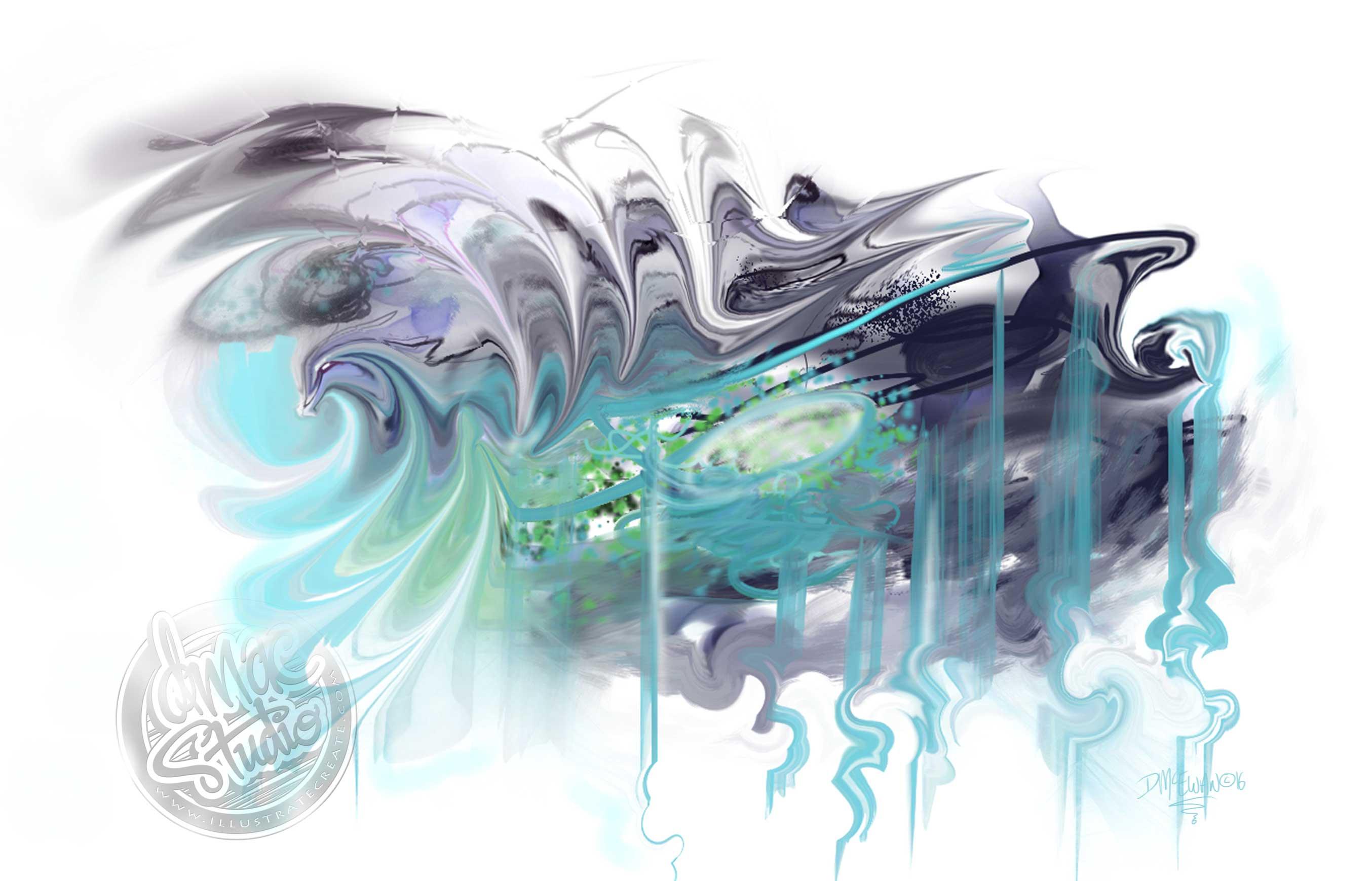 Digital art Tauranga