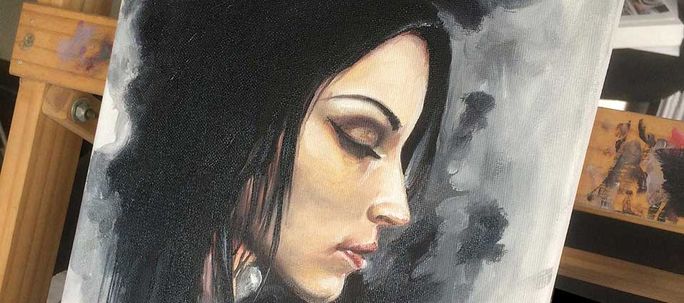 original painting new zealand
