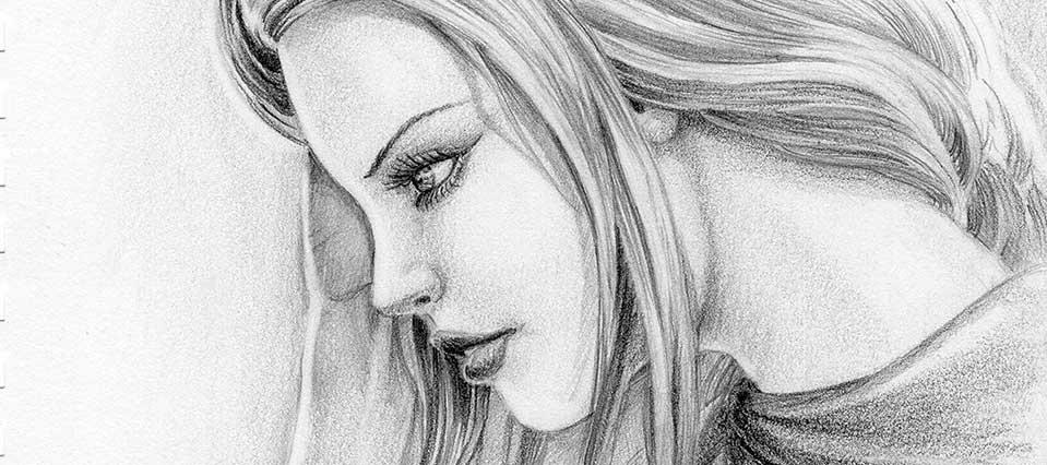 pencil drawing art