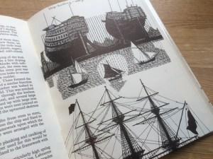 Ships, Charles Keeping