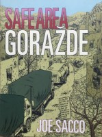 Safe Area Gorazde, Joe Sacco
