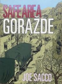 Safe Area Gorazde, Joe Sacco