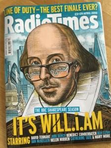 Bill Sanderson Radio Times 2016