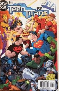 DC Comic No 6 Feb 2004
