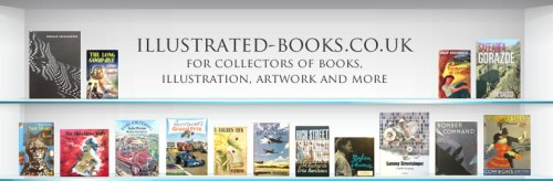 For collectors of books, illustration, artwork and more