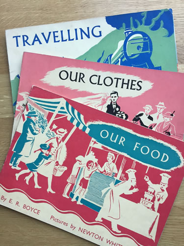 Macmillan's Picture Books published in the 1950s