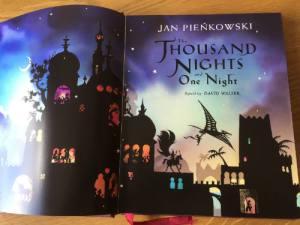 Jan Pienkowski, Thousand Nights and One Night