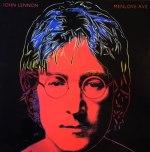 John Lennon, Menlove Ave, Andy Warhol, Vinyl