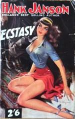 Ecstasy, Hank Janson