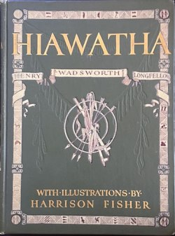 Hiawatha by Henry Wadsworth Lonfellow