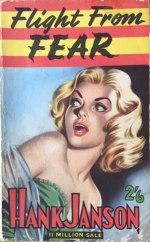 Hank Janson, Flight from Fear, 1958